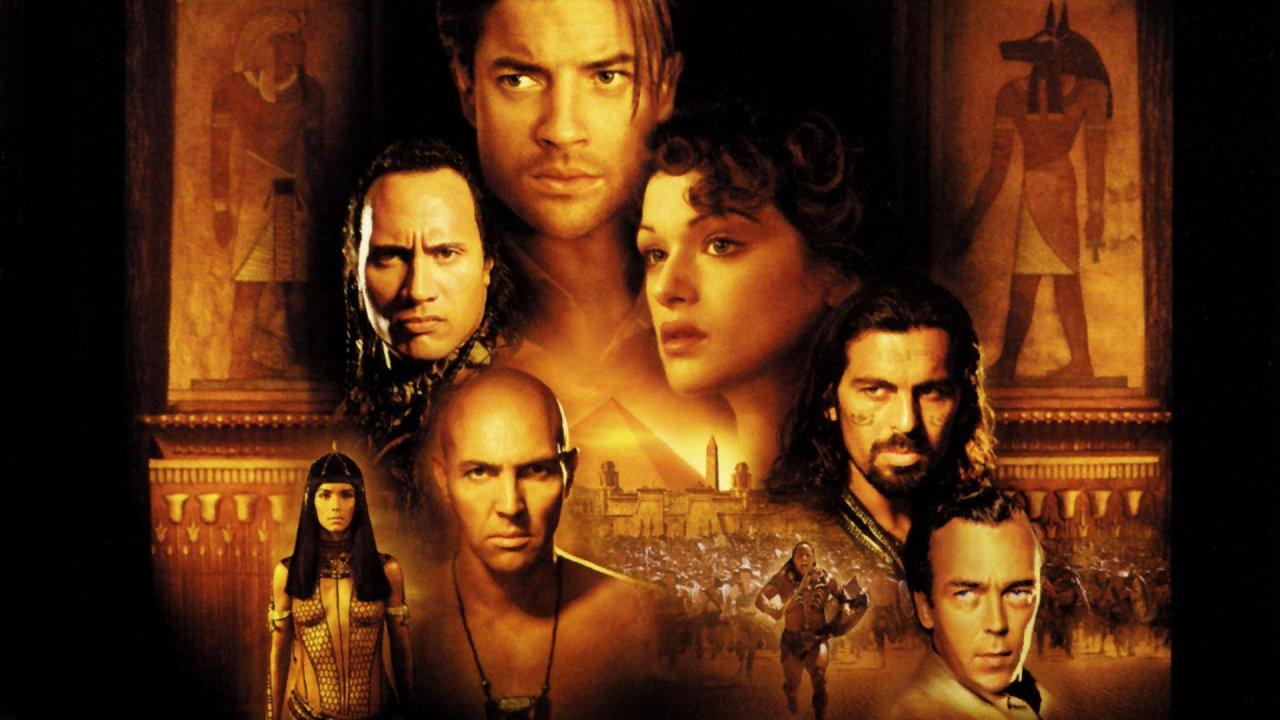 O Regresso da Múmia - HBO Portugal
